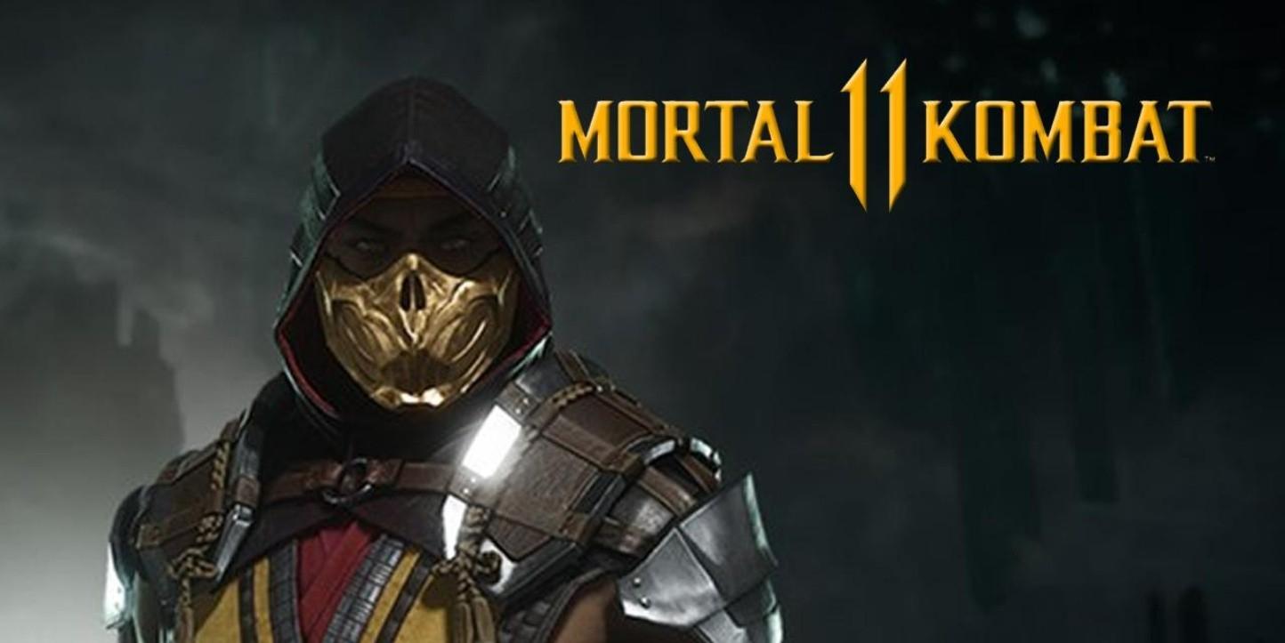Mortal Kombat Photos De Scorpion