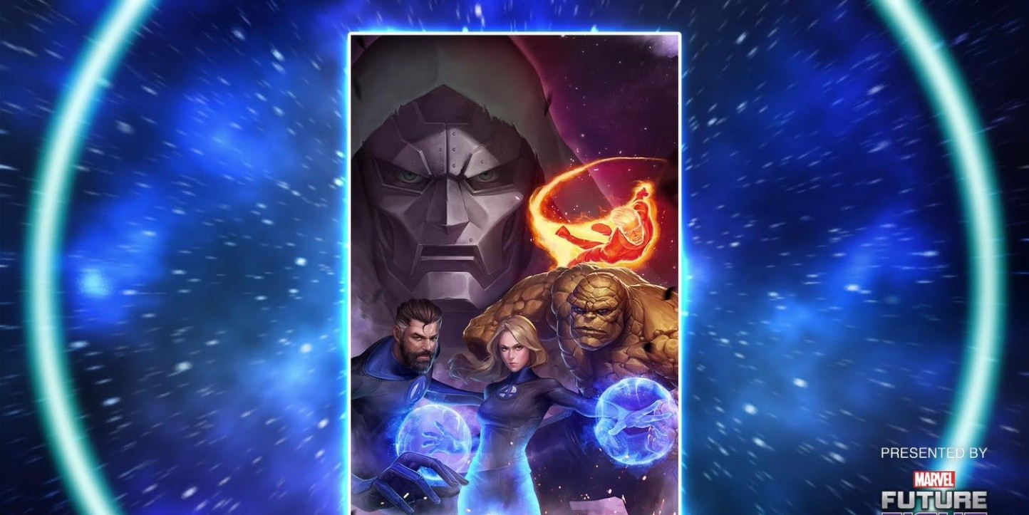 Los 4 Fantásticos llegan a Marvel Future Fight