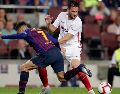 Sevilla vs Barcelona (Foto: Getty)