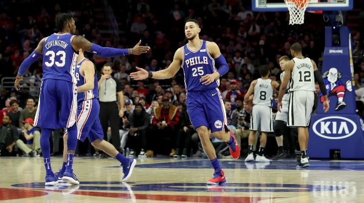 Ben Simmons (Foto: Getty)