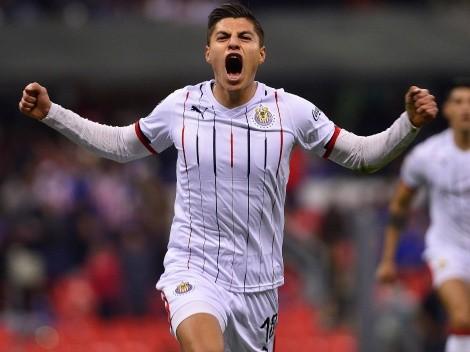 Ronaldo Cisneros acierta una y pone el empate