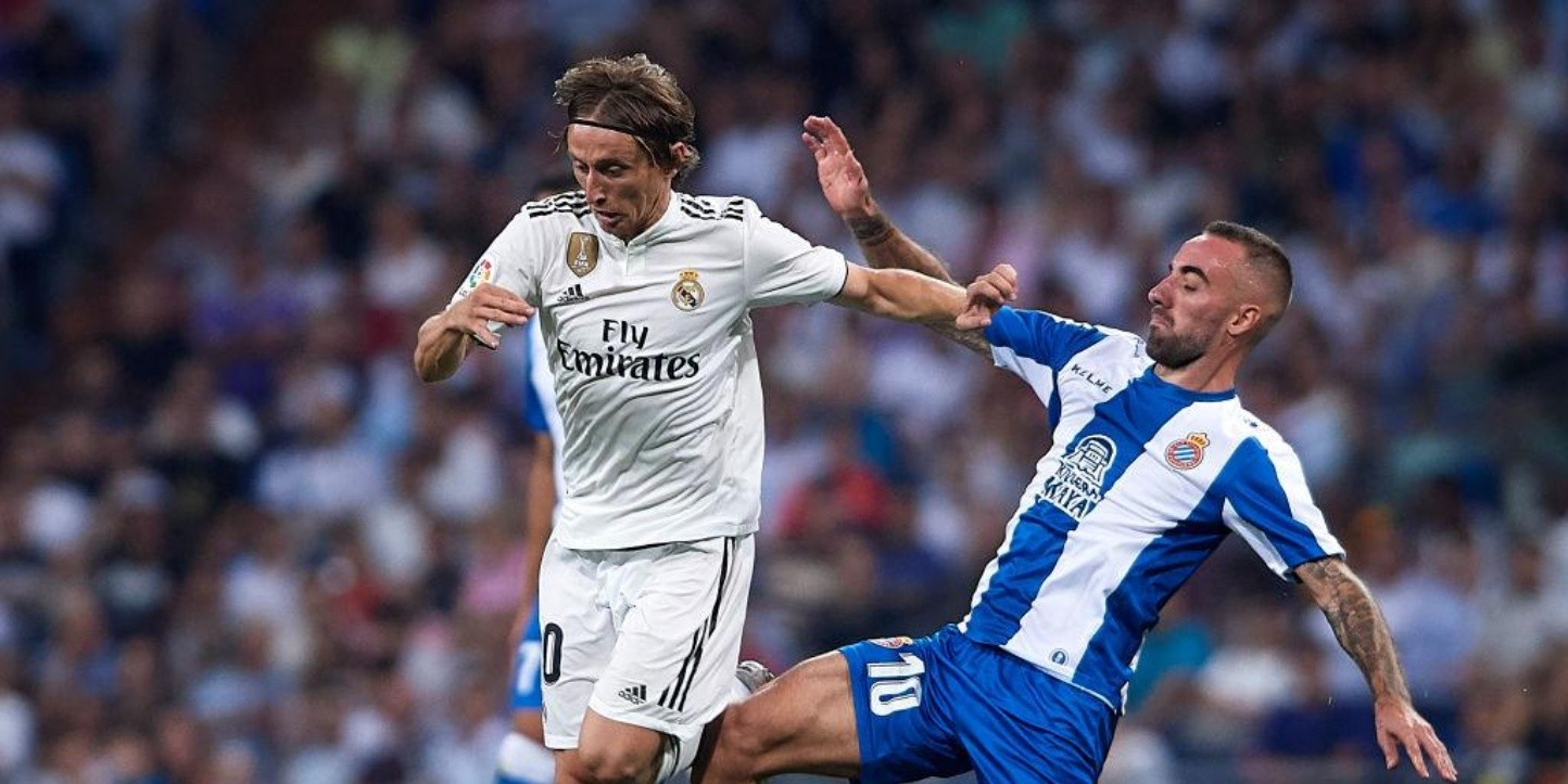 Real Madrid vs Alavés por La Liga.