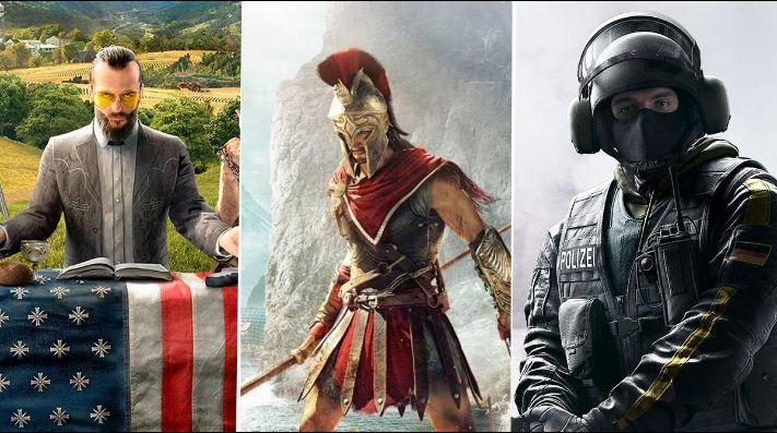 Calendario Ubisoft.Ps4 Descuentos De Hasta 70 En Juegos De Ubisoft Bolavip