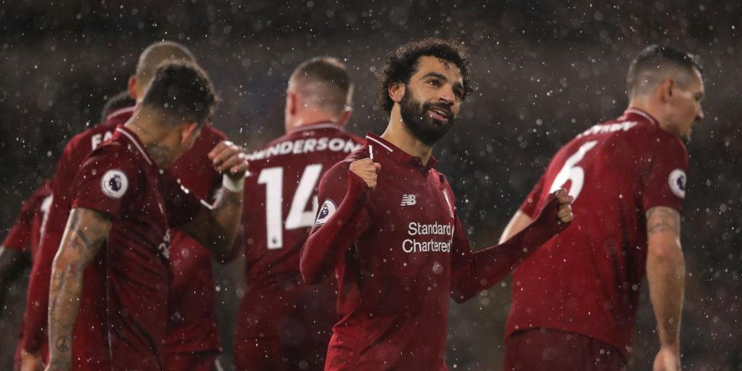 Mohamed Salah, el crack de Liverpool.