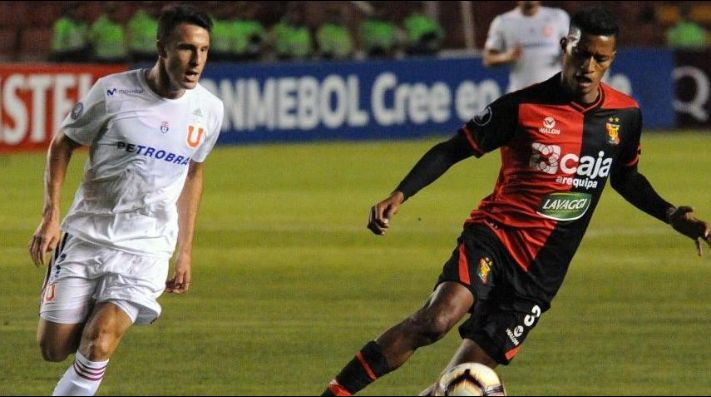 Universidad de Chile vs Melgar