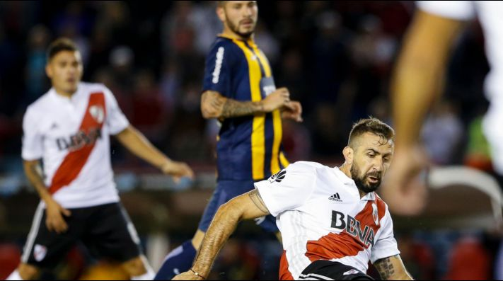 Rosario Central vs River por la Superliga.