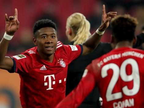 Bayern Munich sufrió, pero reaccionó y le ganó un partidazo a Augsburg