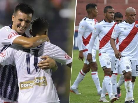 Con Alianza Lima y Deportivo Municipal en lo más alto, así quedaron las posiciones de la Liga 1