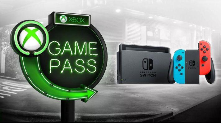 Xbox Game Pass en Nintendo Switch! Así sería la gran alianza