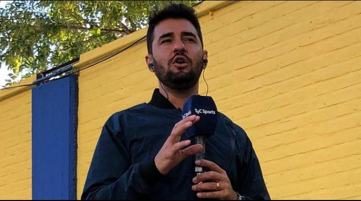 Tato Aguilera reveló cómo cayeron las declaraciones de Izquierdoz en Boca