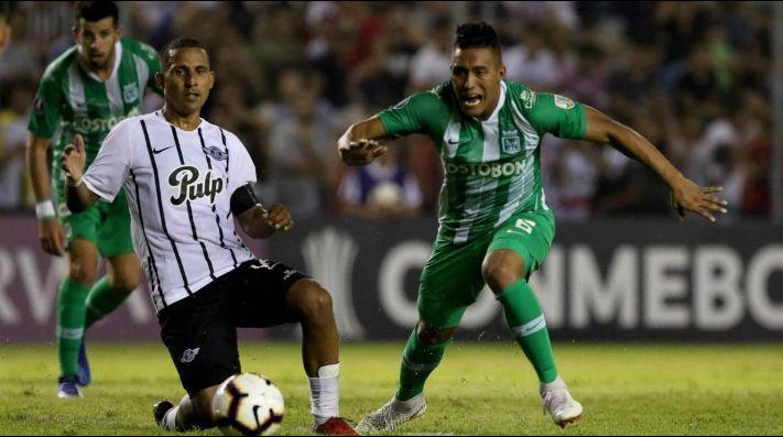 Atl U00e9tico Nacional Vs Livertad EN VIVO ONLINE Por La Copa