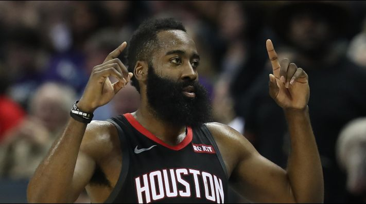 Resultados NBA Hoy: James Harden en modo MVP anota 58