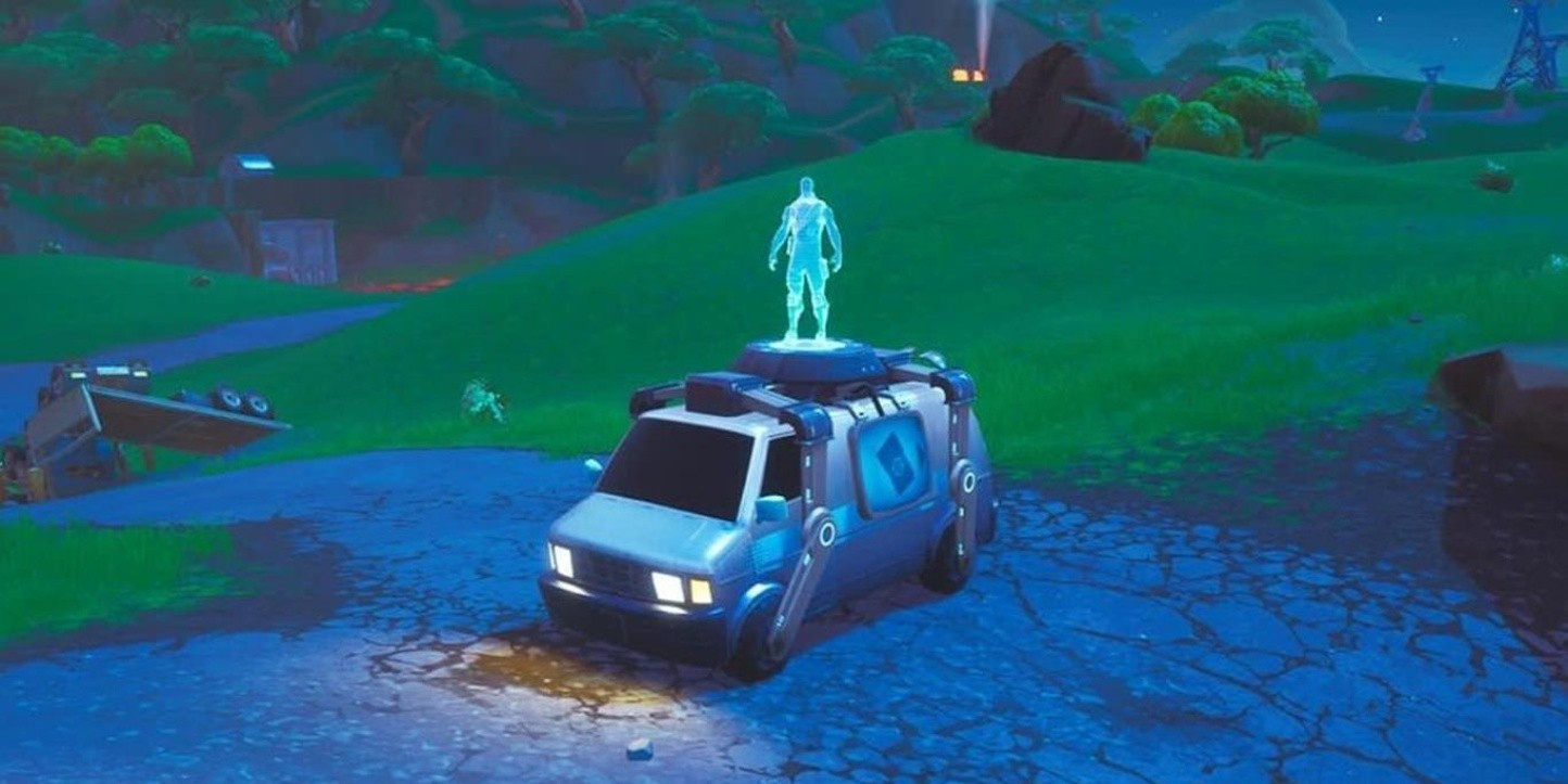 Revivir en Fortnite sería posible muy pronto con estas camionetas que se ven en las repeticiones