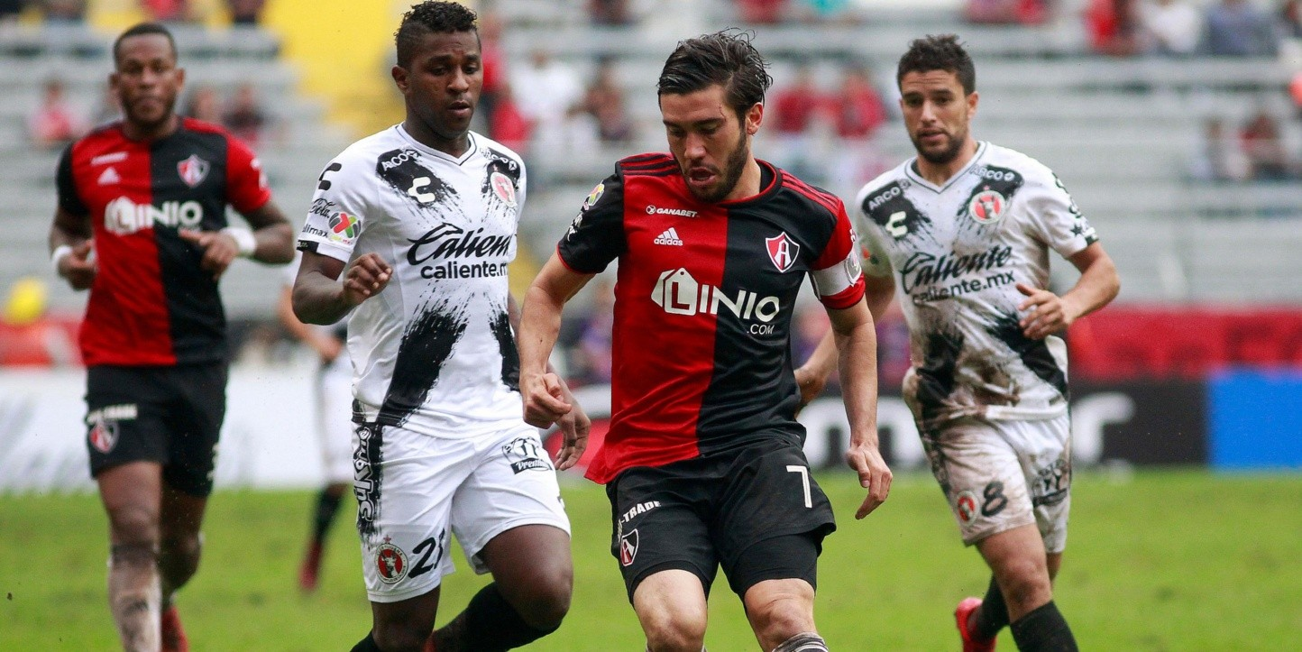 Tijuana vs Atlas (Foto: Getty)