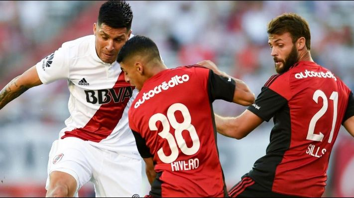 River vs Newell's