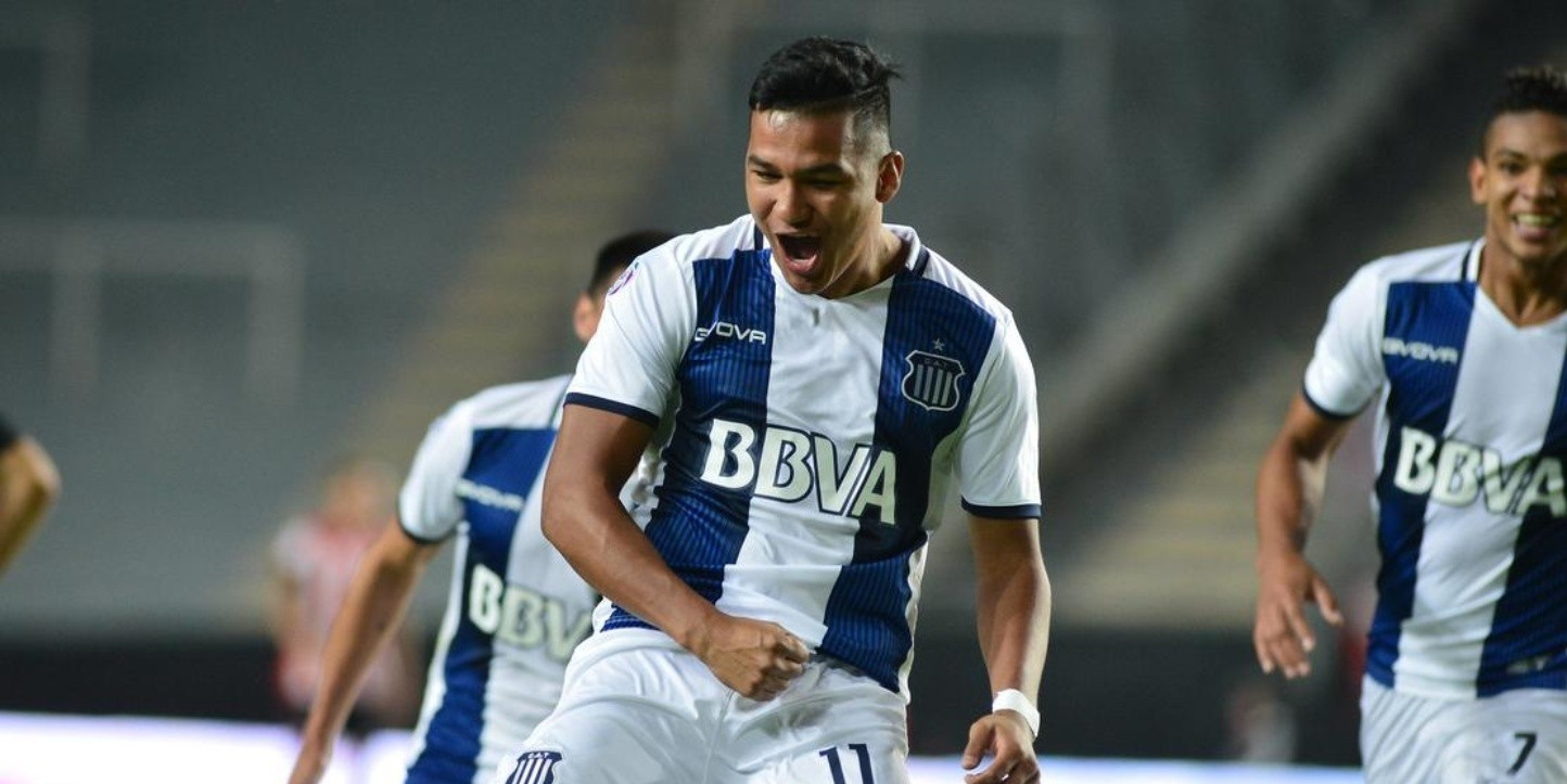 Talleres vs Colón por la Superliga.
