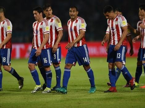 La primera lista oficial de Berizzo en Paraguay