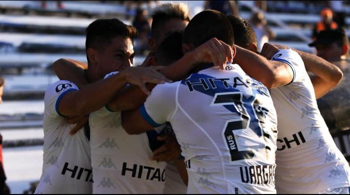 Vélez vs Tigre por la Superliga.