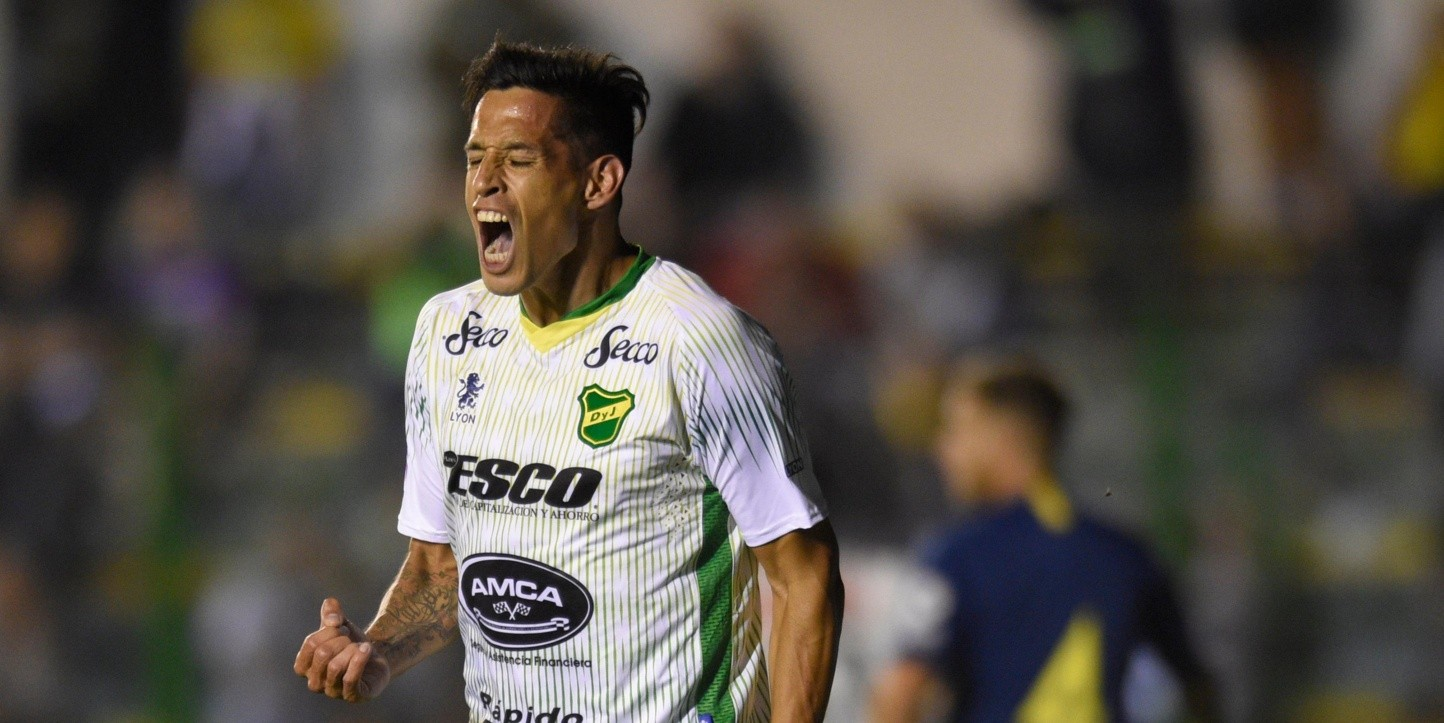 Aldosivi vs Defensa y Justicia por la Superliga.