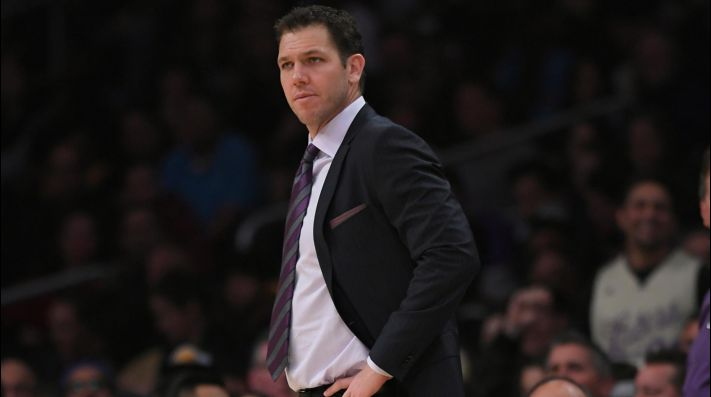 Se acabó la paciencia: Los Lakers despedirán a Luke Walton al final de la temporada