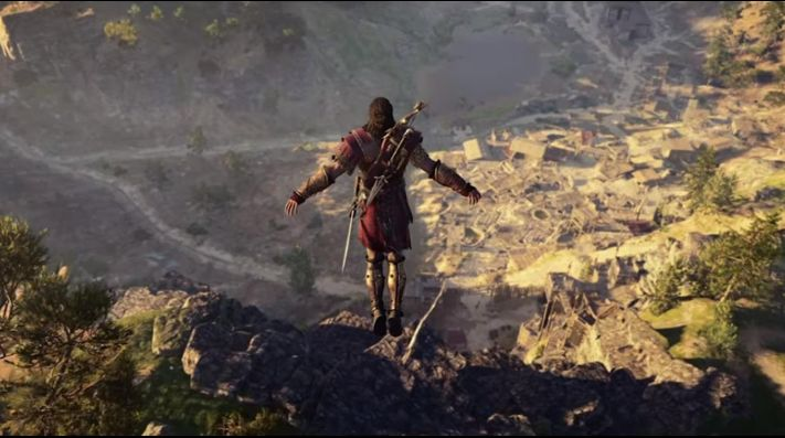 Assassin's Creed Odyssey lanza el episodio final de Legacy of the First Blade