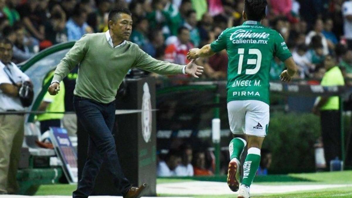 Mena reveló por qué llegó sorpresivamente a León | Bolavip