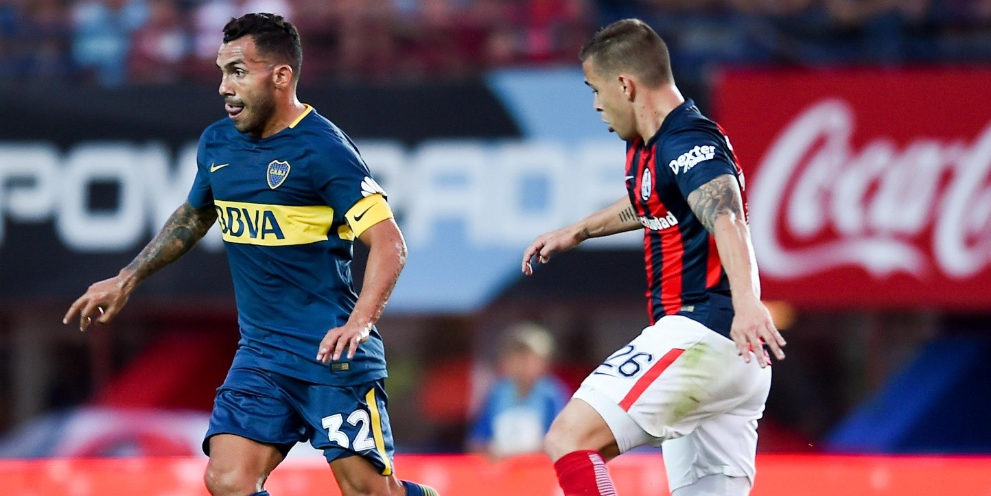 Boca vs San Lorenzo (Foto: Getty)