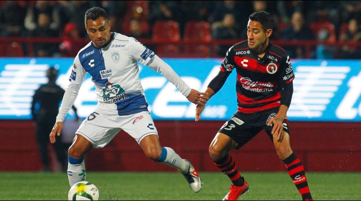 Pachuca vs Tijuana (Foto: Getty)