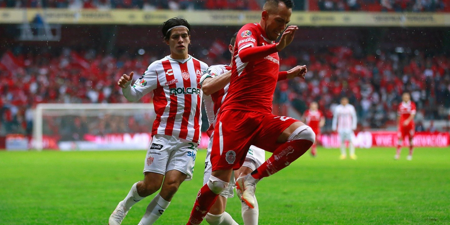 Necaxa vs Toluca (Foto: Getty)
