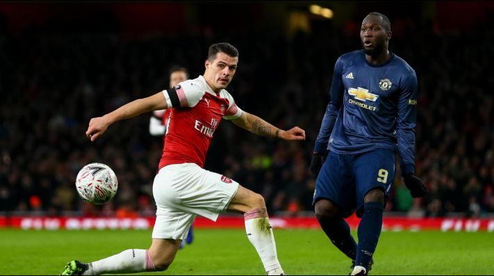Arsenal vs Manchester United (Foto: Getty)