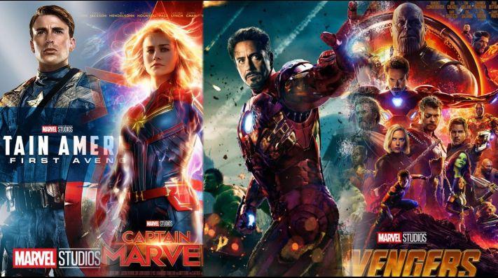 El Orden Para Ver Las Peliculas De Marvel Con Capitana Marvel Antes