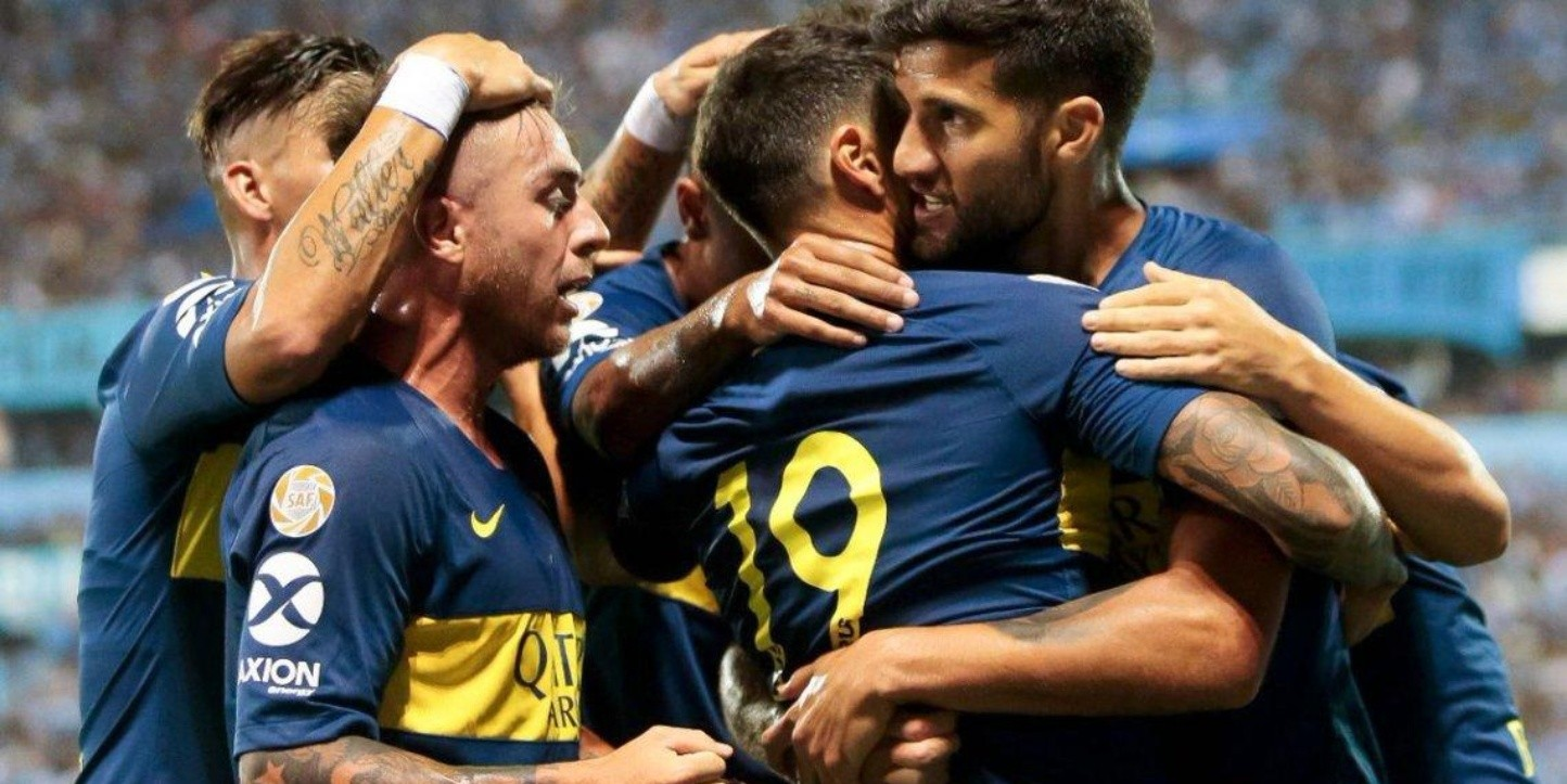 Boca vs Deportes Tolima (Foto: Getty)