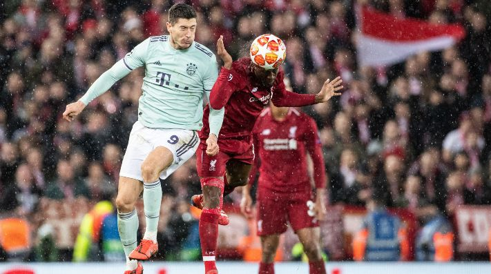 Bayern Múnich vs Liverpool (Foto: Getty)