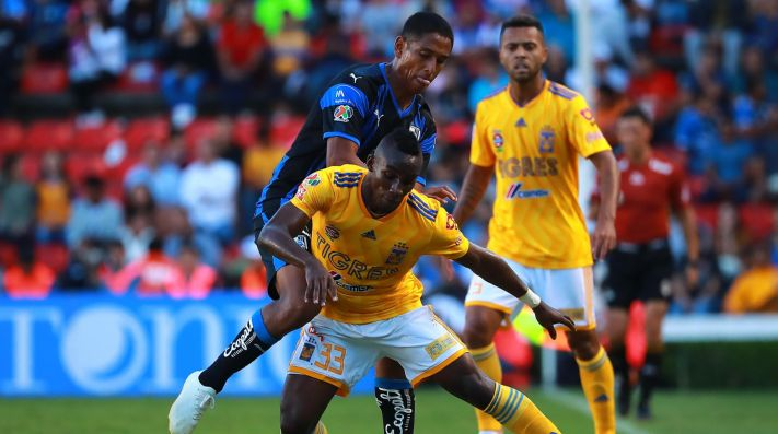 Tigres UANL vs Querétaro (Foto: Getty)