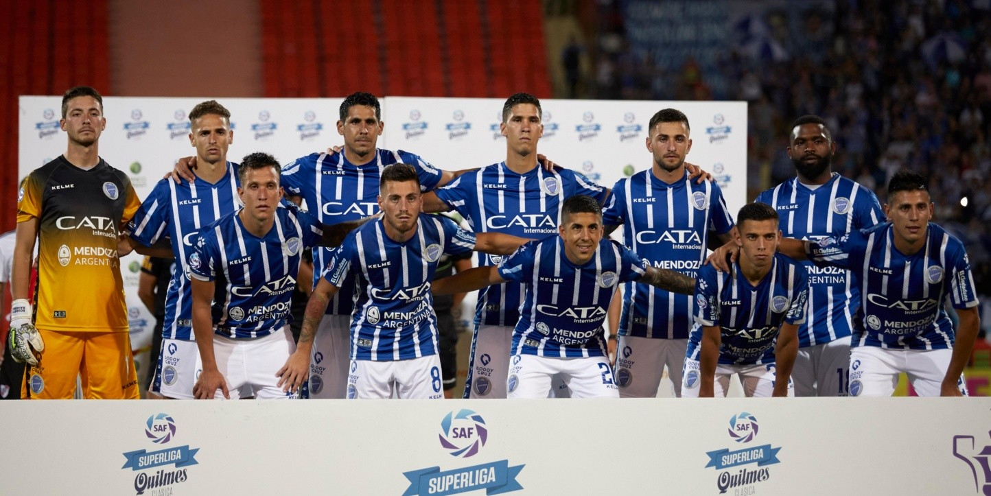 Godoy Cruz vs Deportivo Armenio