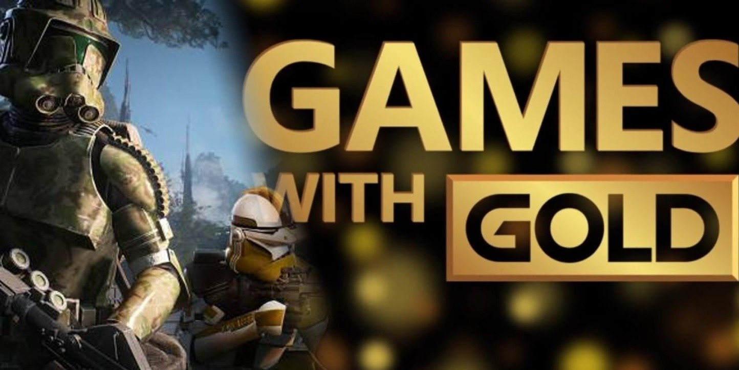 Los Games With Gold de Abril llegan con Star Wars Battlefront II para Xbox
