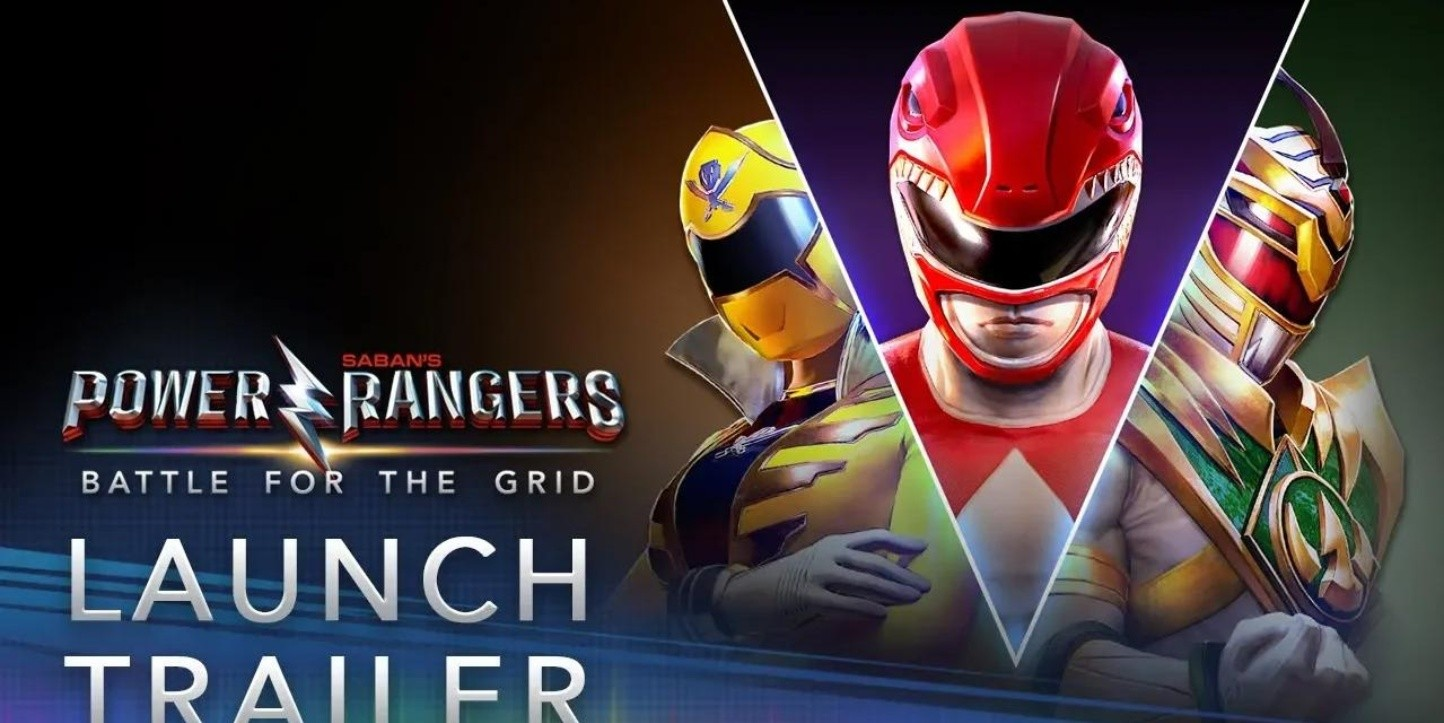 Power Rangers: Battle for the Grid a la venta para consolas y PC