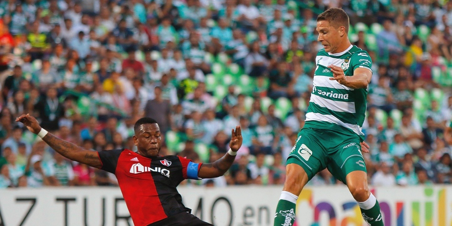 Atlas vs Santos Laguna (Foto: JAM media)
