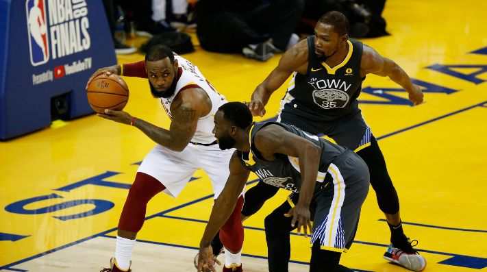 Draymond Green insinua que Kevin Durant intenta copiar a LeBron James
