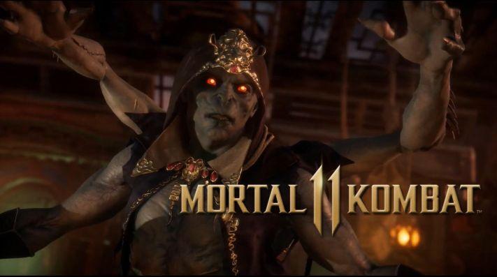 Kollector estará en Mortal Kombat 11 ¡como personaje jugable