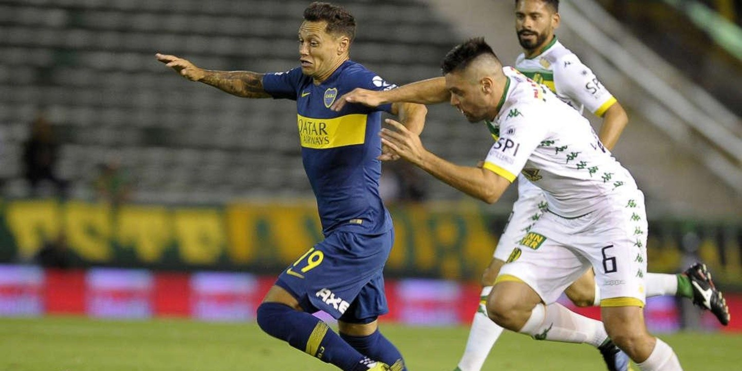 Aldosivi vs Boca Juniors