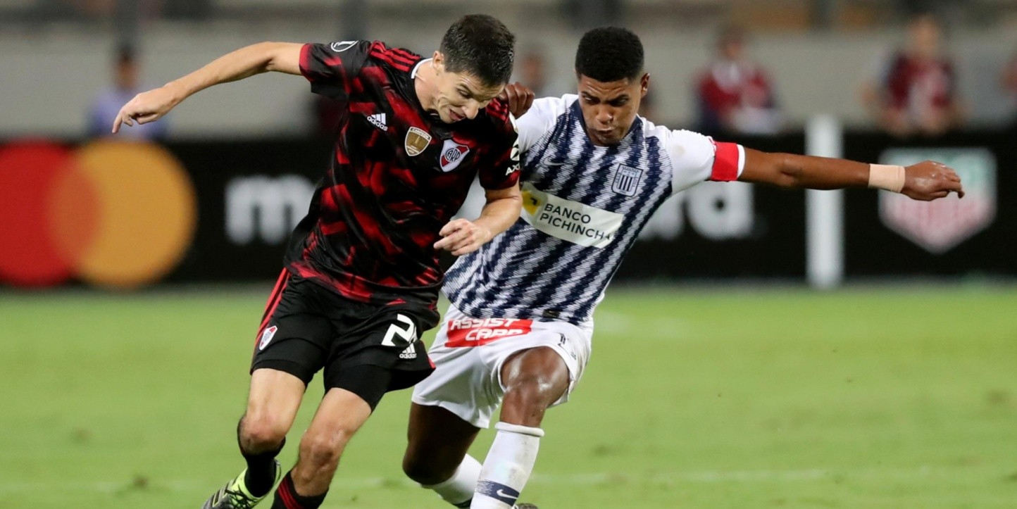 River vs Alianza Lima (Foto: Getty)