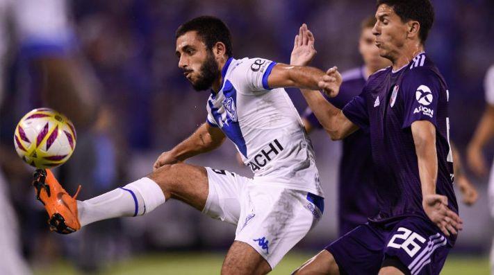 En un programa de Vélez, al Monito Vargas lo pincharon con Boca y le cerró la puerta