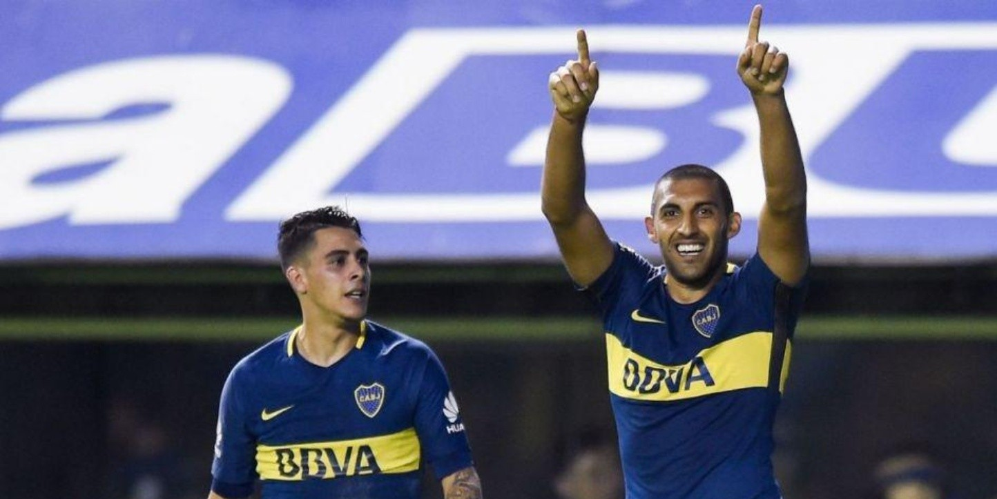 Boca vs Estudiantes (RC)