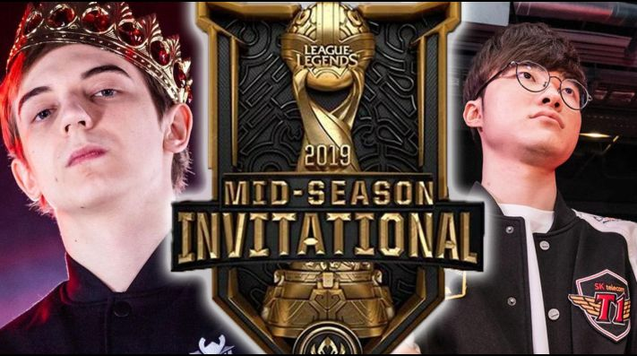League of Legends: Todos los clasificados al MSI 2019