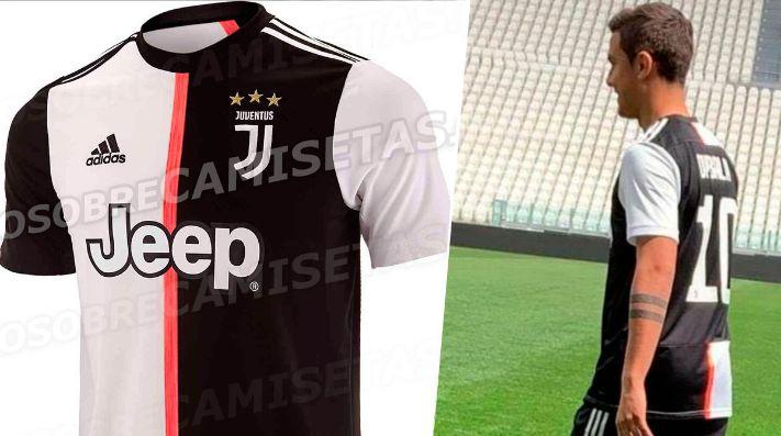 32cf05ebb8c La amas o la odias  a Dybala lo fotografiaron con la nueva camiseta de  Juventus