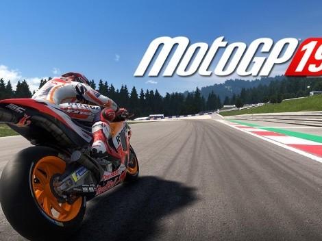 MotoGP 19: Primer Gameplay oficial del nuevo juego y la IA avanzada