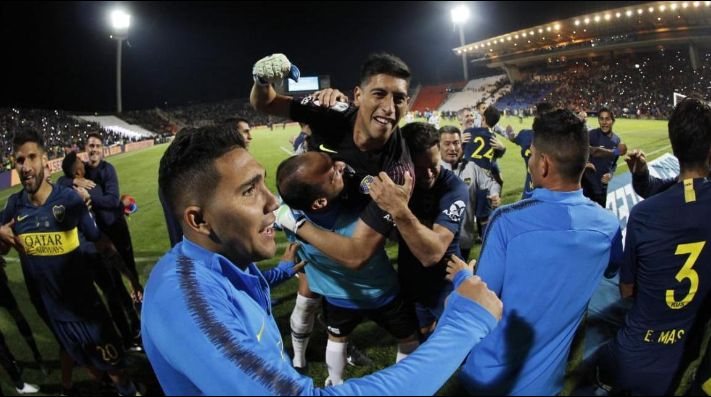 Boca se convirtió en el equipo más ganador de copas nacionales