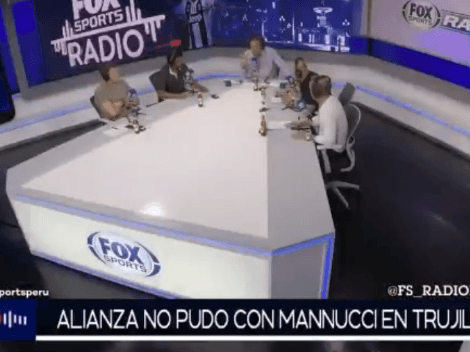 No fue apropiado el partido de Alianza Lima: el debate en Fox Sports Radio