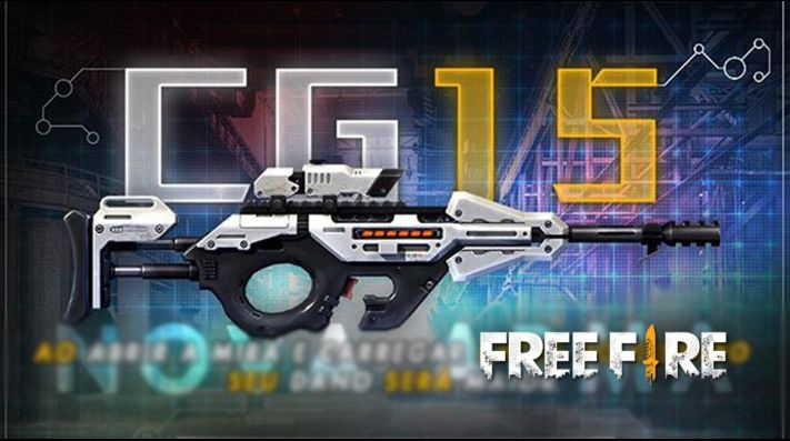 free fire armas